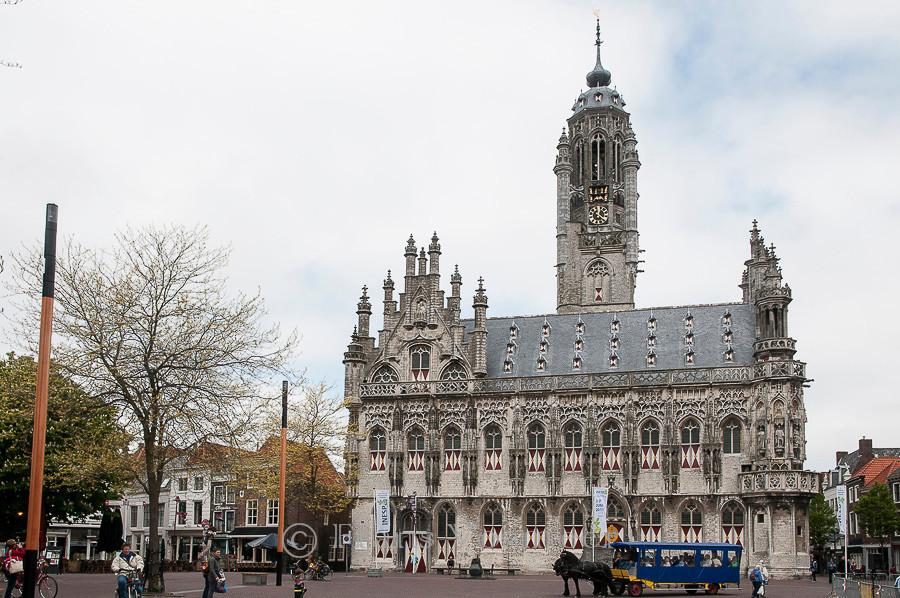 Rathaus in Middelburg