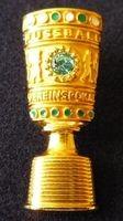 Der DFB-Pokal (bis 1943: Tschammer-Pokal) ist ein seit 1935 ausgetragener Fußball-Pokalwettbewerb für deutsche Vereinsmannschaften. Er wird jährlich vom Deutschen Fußball-Bund (DFB) veranstaltet und ist nach der Deutschen Meisterschaft der zweitwichtigste