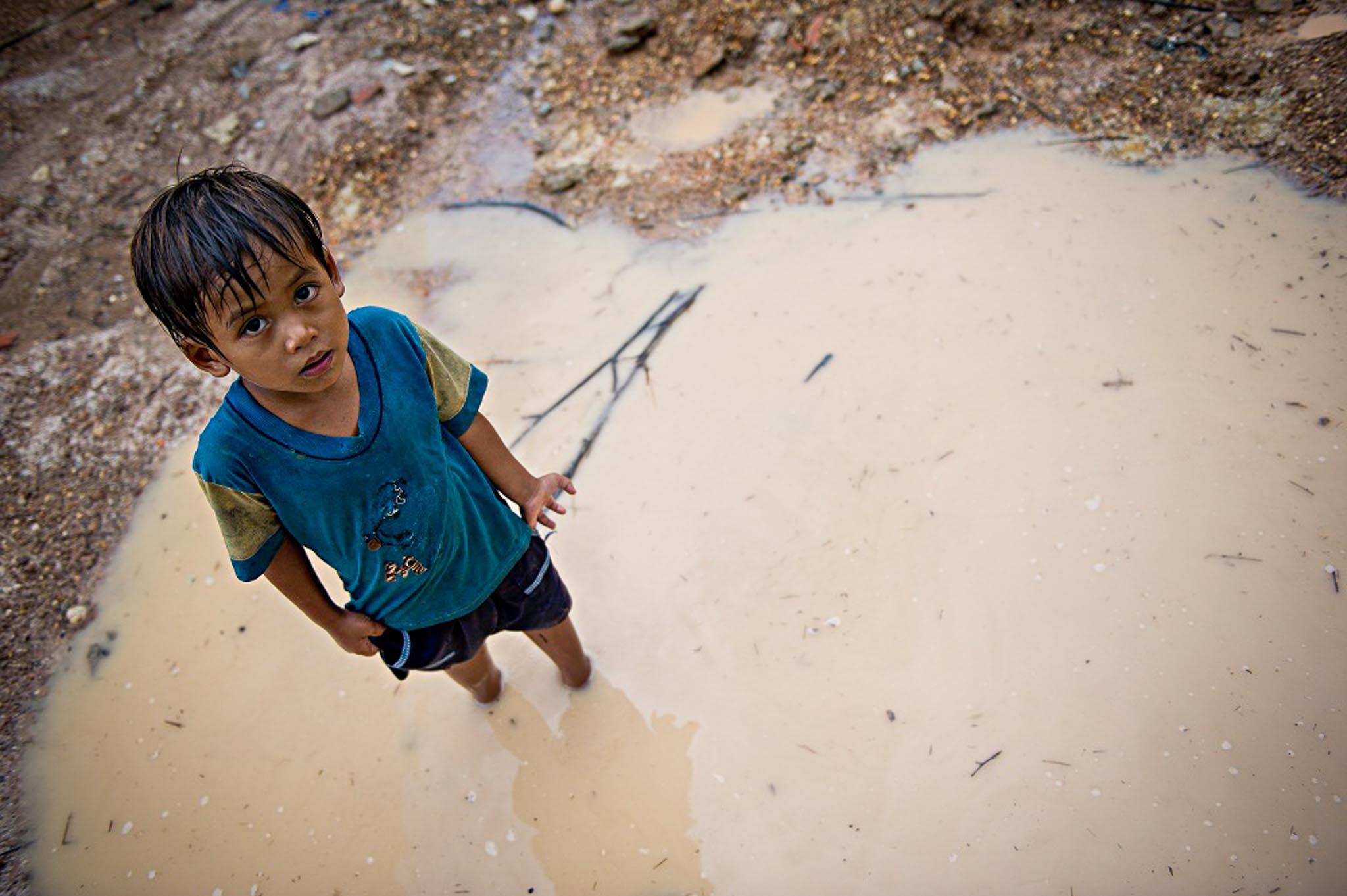 DirtWater NGO Trinkwasser Hilfsprojekte