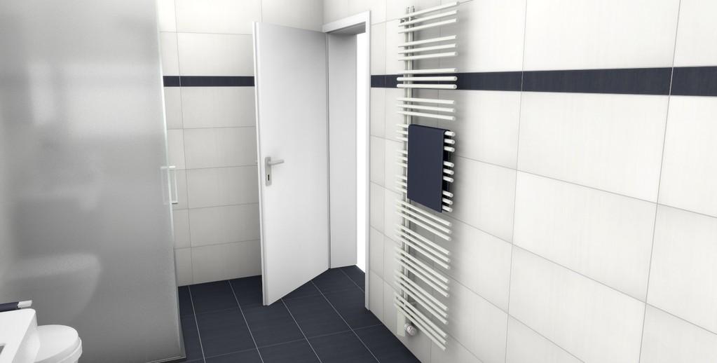 Bei der Badgestaltung setzen wir auf rechnergestützte 3-D Planung