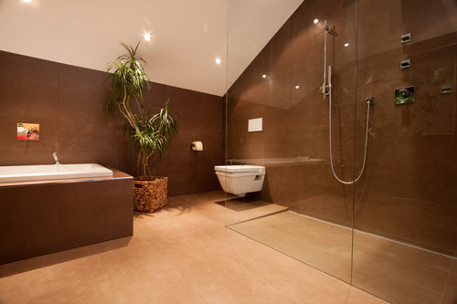 Badezimmer - Installationen Mair