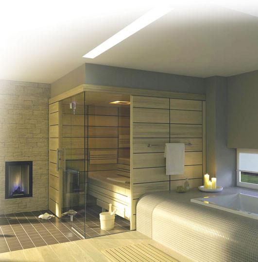 Sauna - Installationen Mair