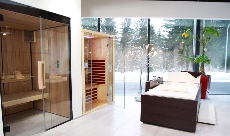 Wellneserlebnis in der eigenen Sauna