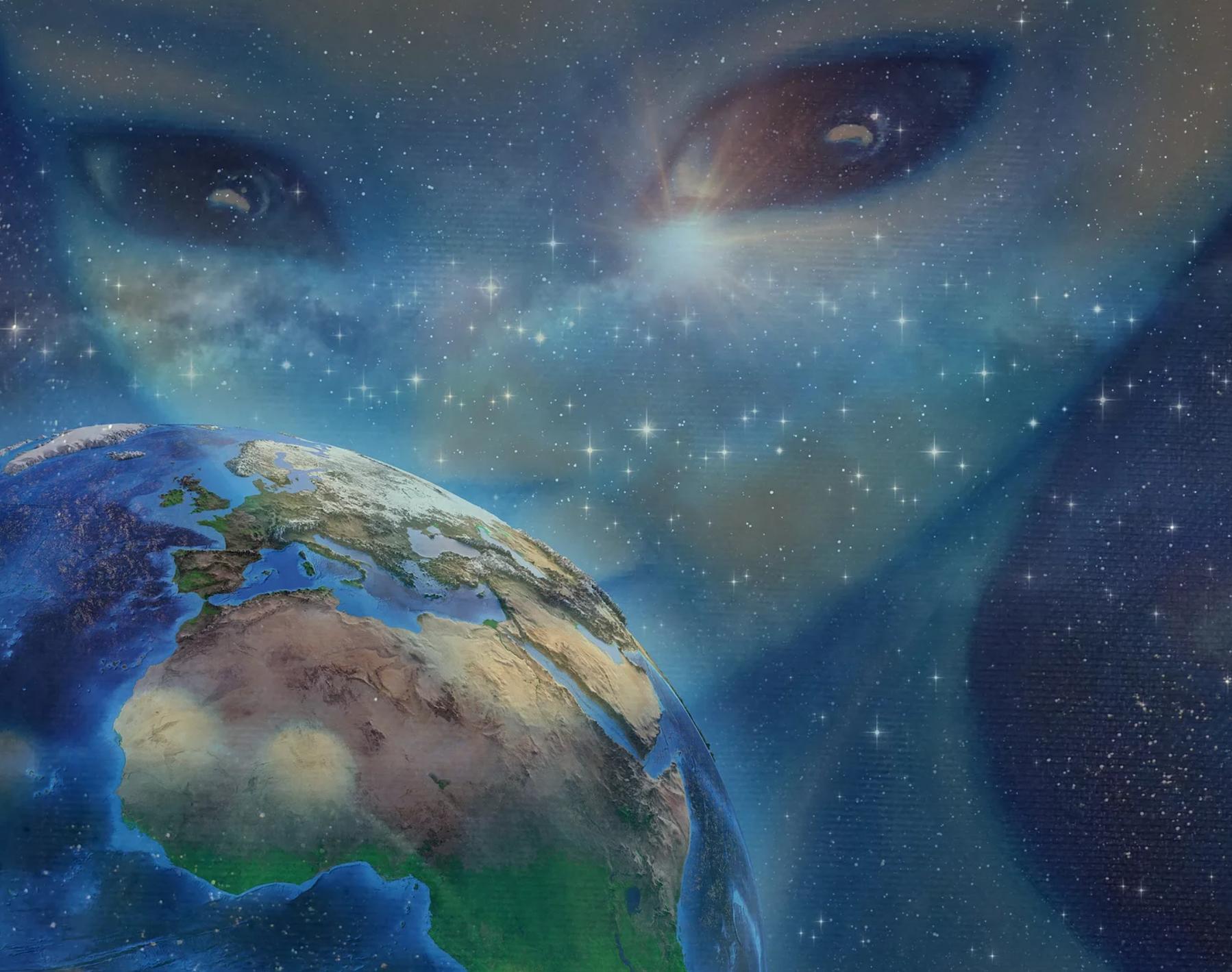 Intergalactische bezoekers: Anunaki ♥ Wieteke Koolhof ♥ Lichtwerkers Nederland