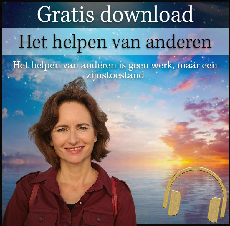 Het helpen van anderen ♥ Pamela Kribbe ♥ Lichtwerkers Nederland