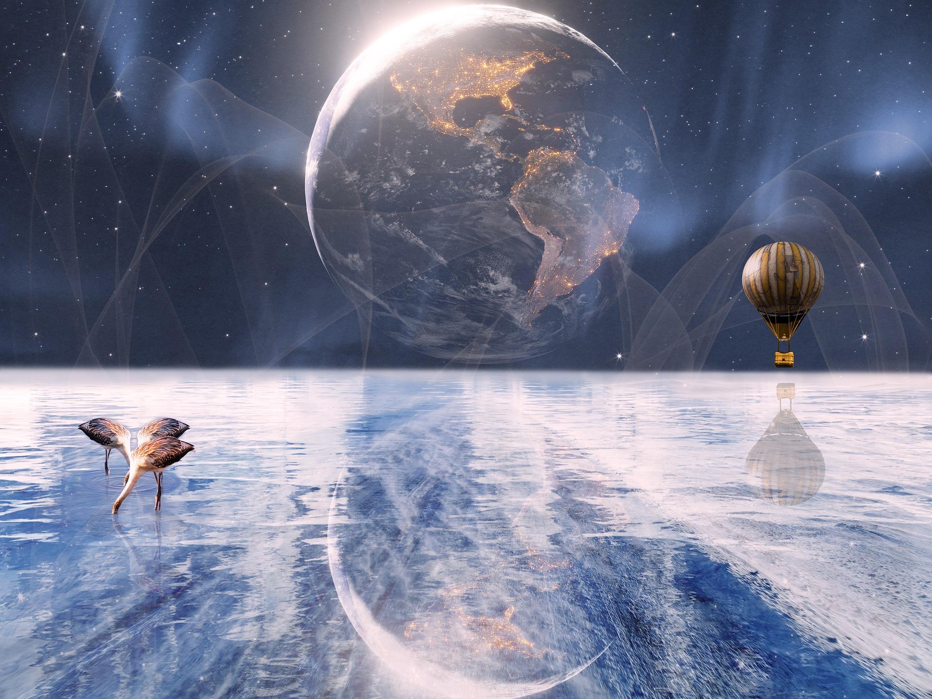 De energie schudt aan onze grondvesten ♥ Martha Krul ♥ Lichtwerkers Nederland