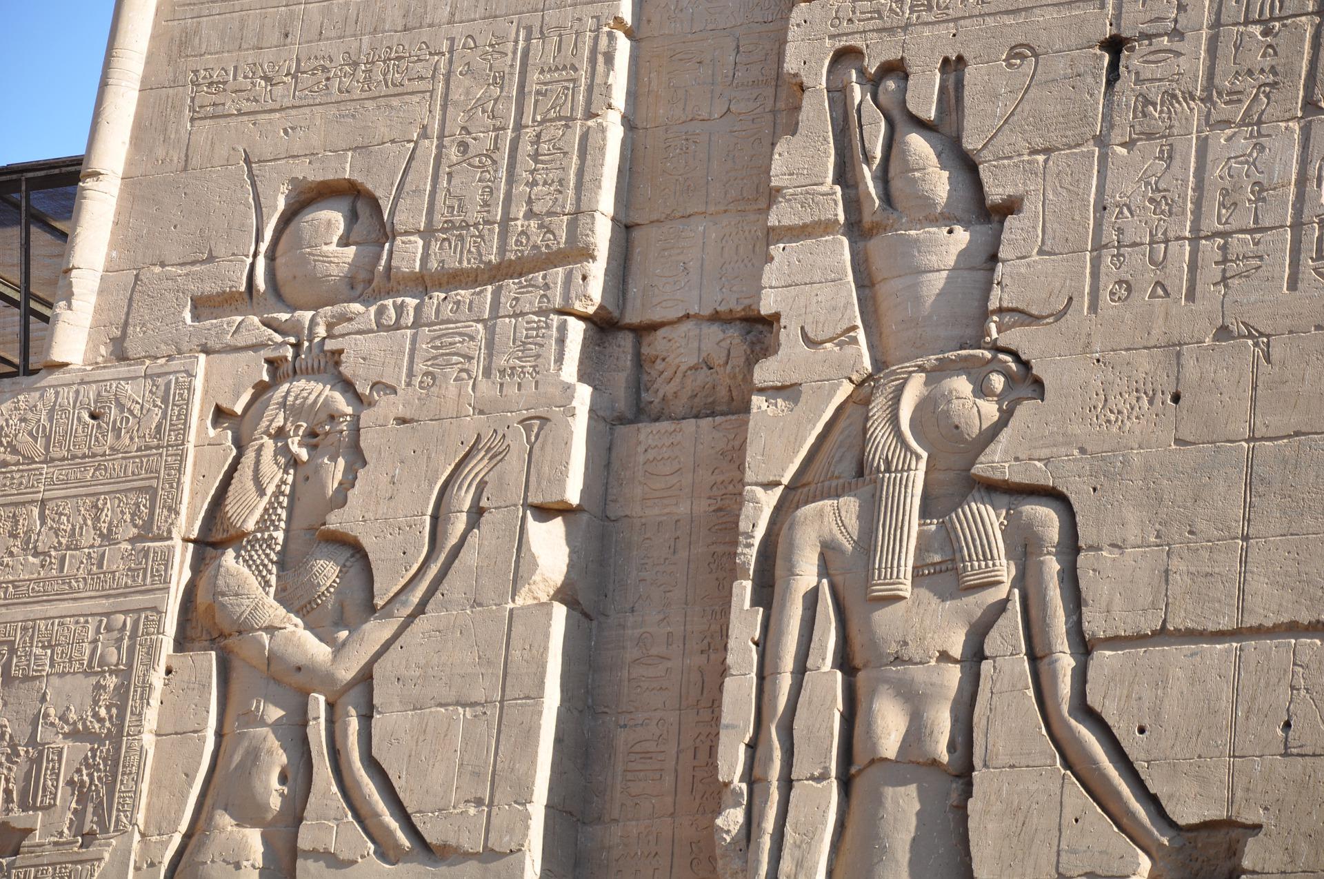 De kracht van Ziel: De mythe van Isis en Osiris ♥ Petra Stam ♥ Lichtwerkers Nederland