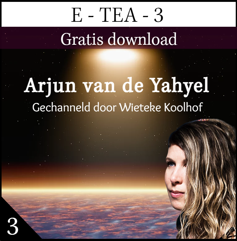 E - TEA - 3: Gratis download ♥ Wieteke Koolhof ♥ Lichtwerkers Nederland