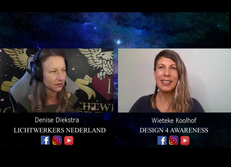 In gesprek met Wieteke Koolhof (2) ★ Arjun van de YahYel ★ Lichtwerkers Nederland
