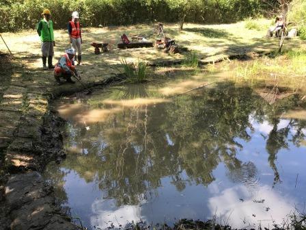 水漏れ対策後