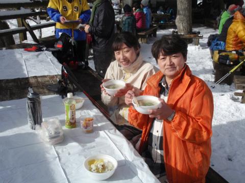 豚汁と芋ご飯でホッコリ(その5)