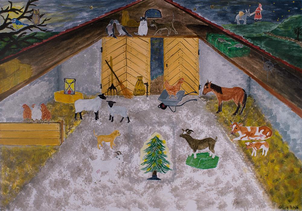 stallweihnachten