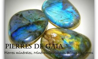pierres de gaia, severine saint-maurice, lithitherapie, pierres, lescerclesdelumiere.com