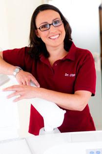 Zahnärztin Dr. Bianca Olpp