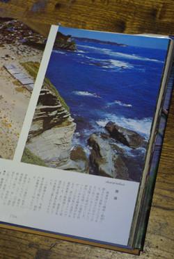 勝浦市の鵜原理想郷からの景色