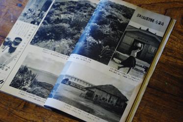 この号は与論島が登場。写真の風俗にも注目です