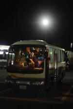 2時間に1回ほどのペースで、SAで休憩をしながら被災地を目指す