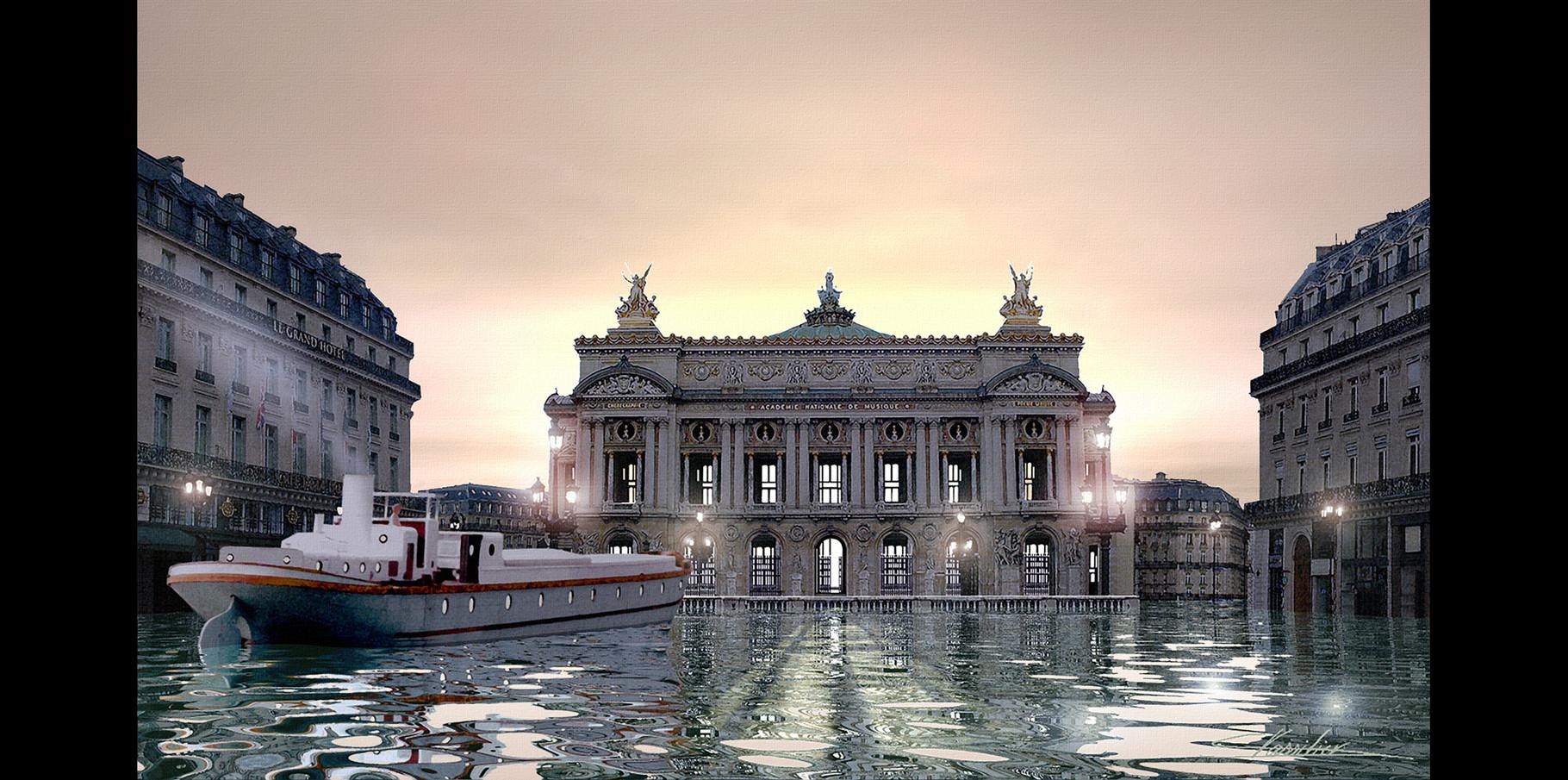 L' Opéra  2004