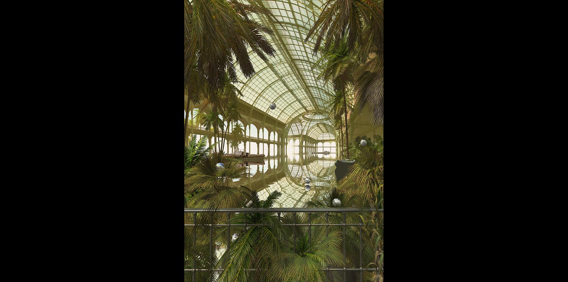 Grand Palais  2005