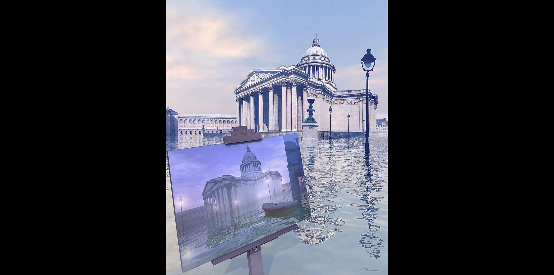 Le Panthéon  2005