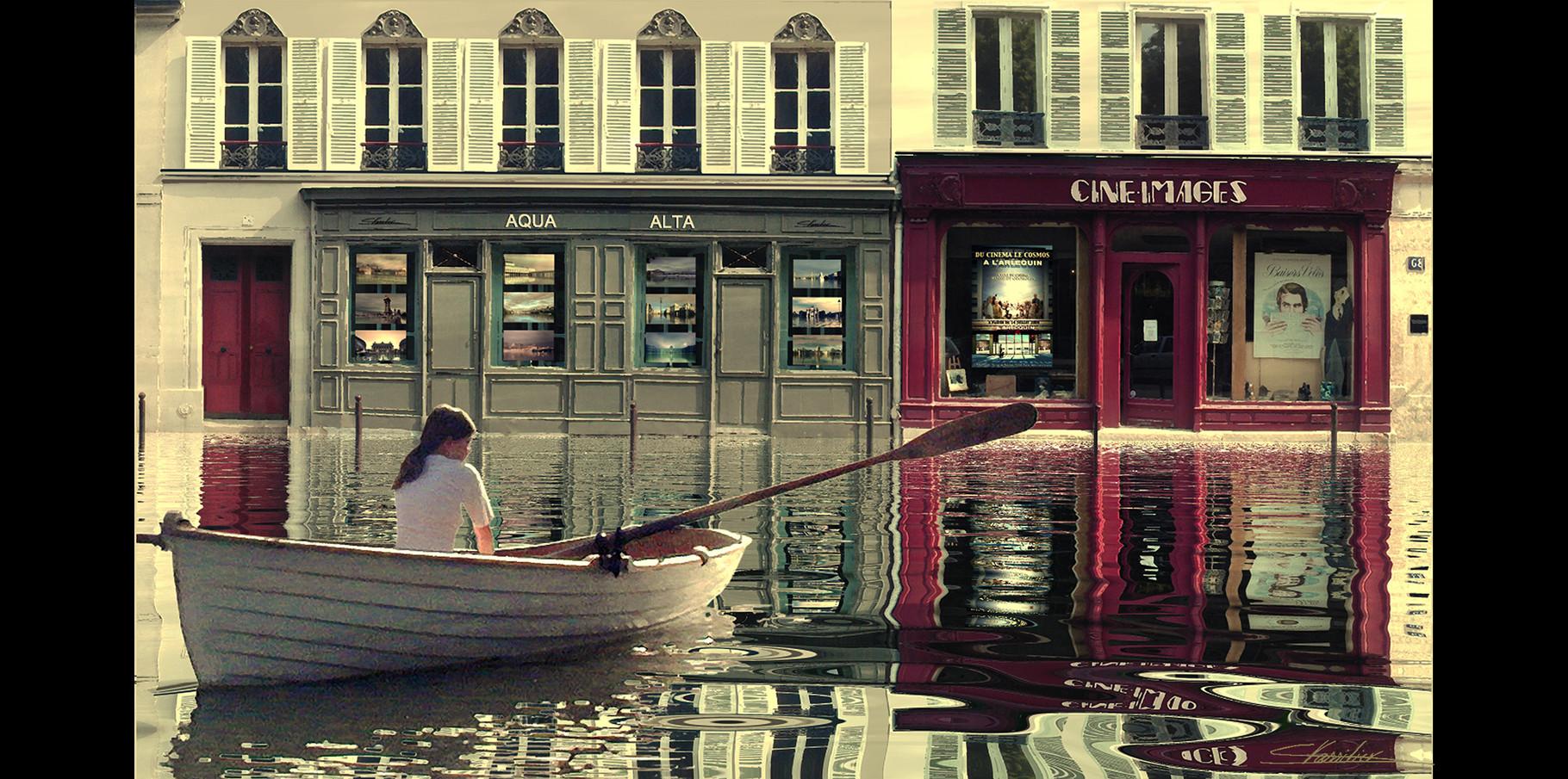 Rue de Babylone  2004
