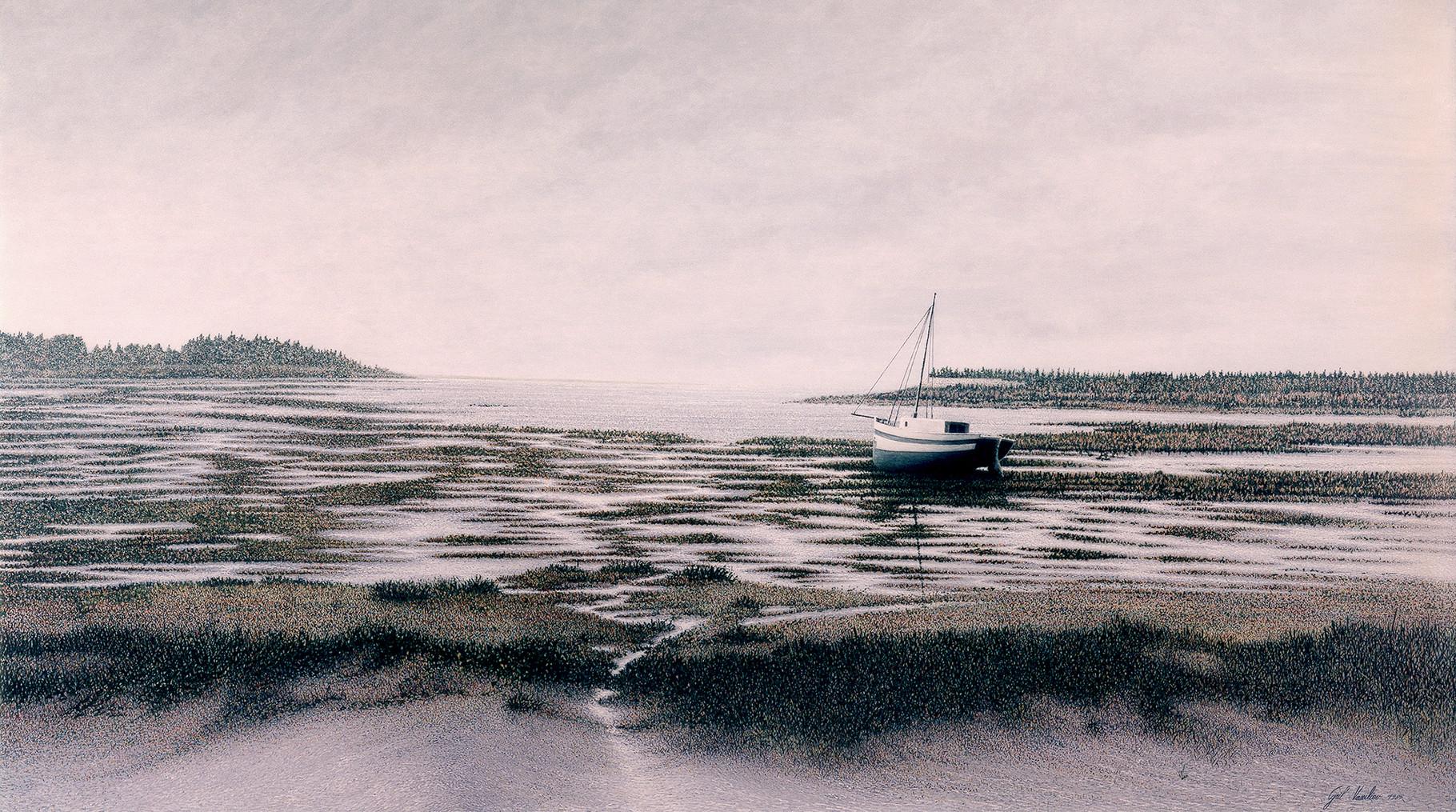 Acrylique sur toile   1985