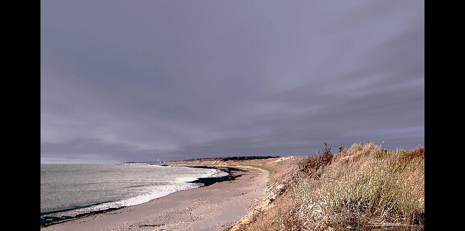 La côte Sauvage  2003