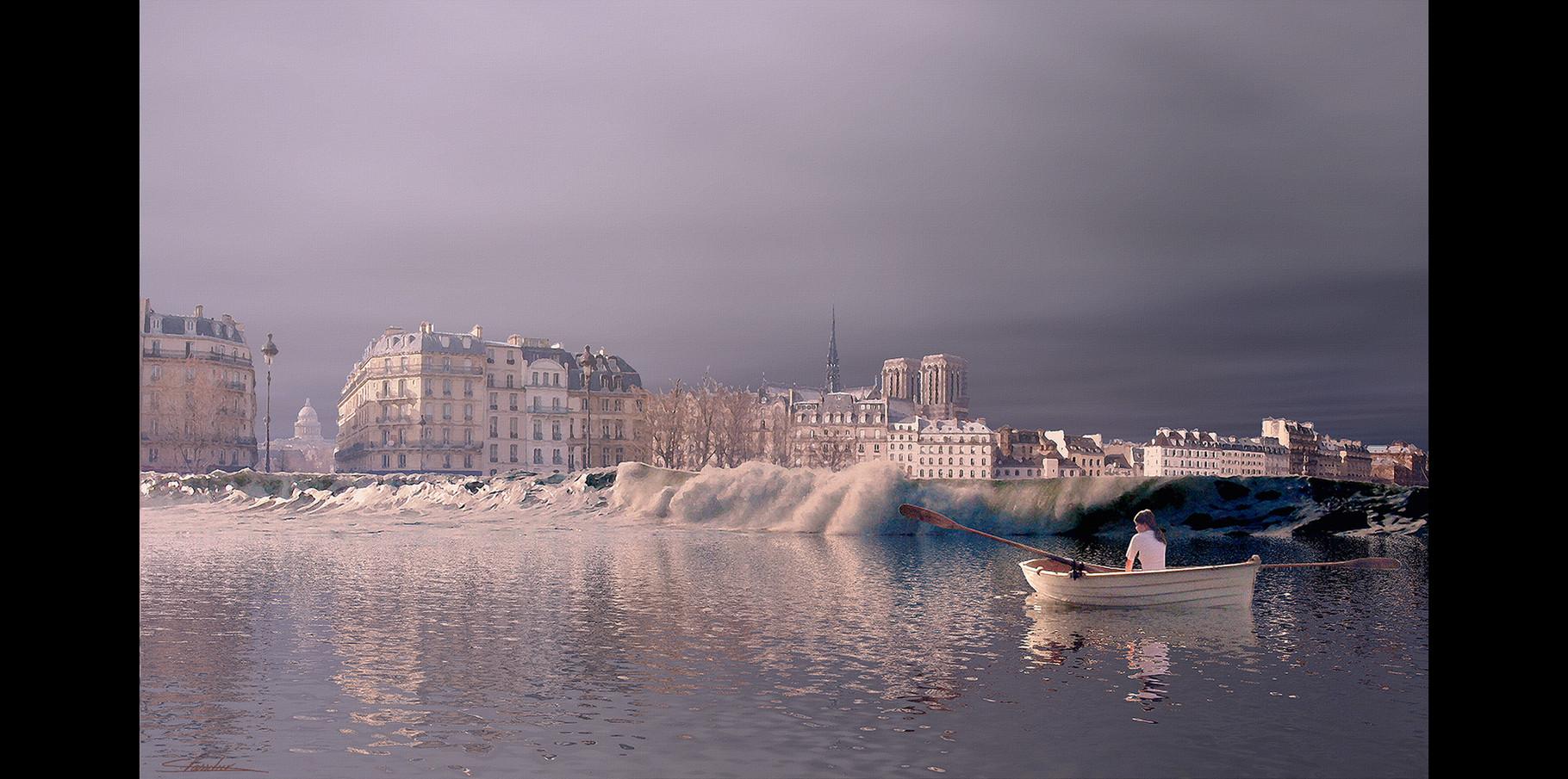 Ile Saint-Louis et Ile de la Cité 2004