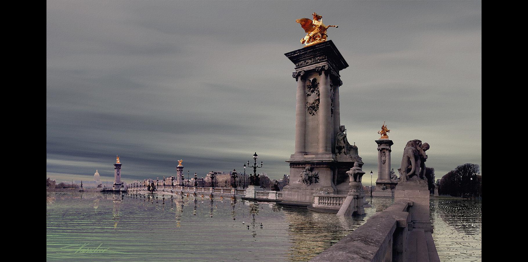Pont Alexande III  2004