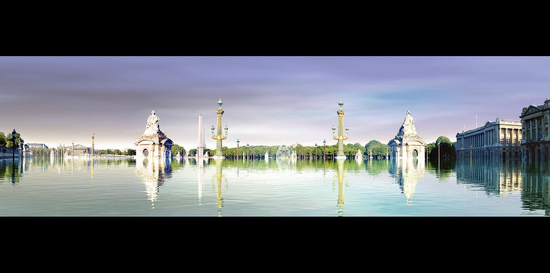 Place de la Concorde  2004