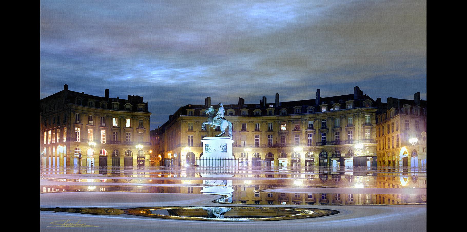 Place des Victoires  2004