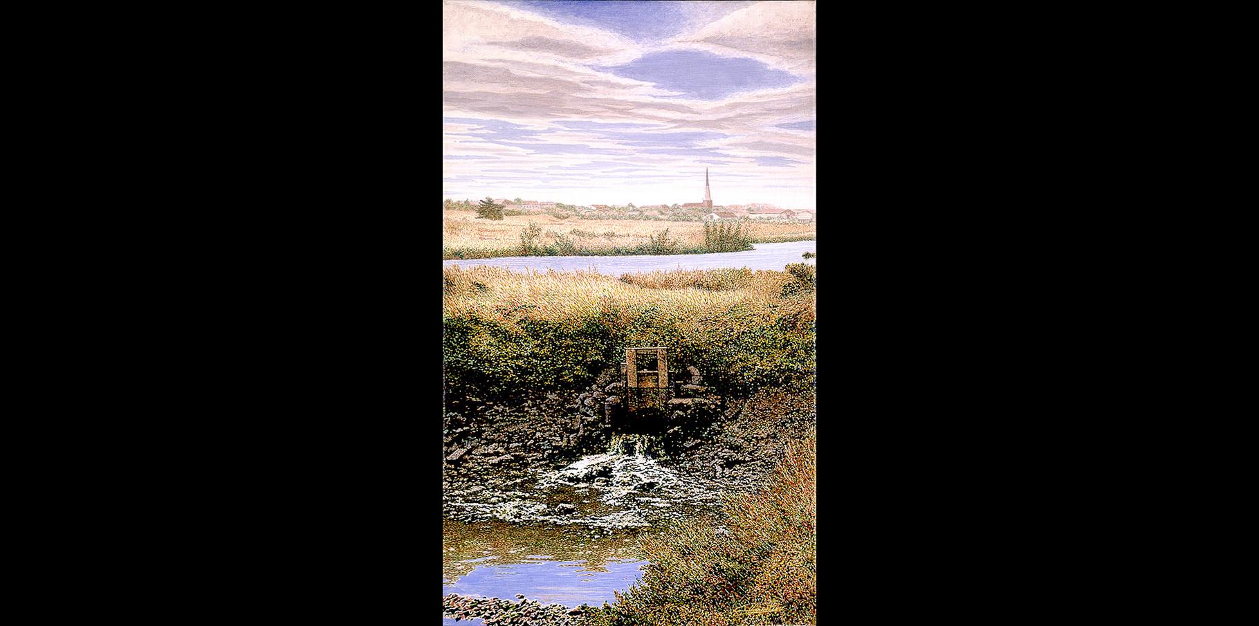 Acrylique sur toile  2002