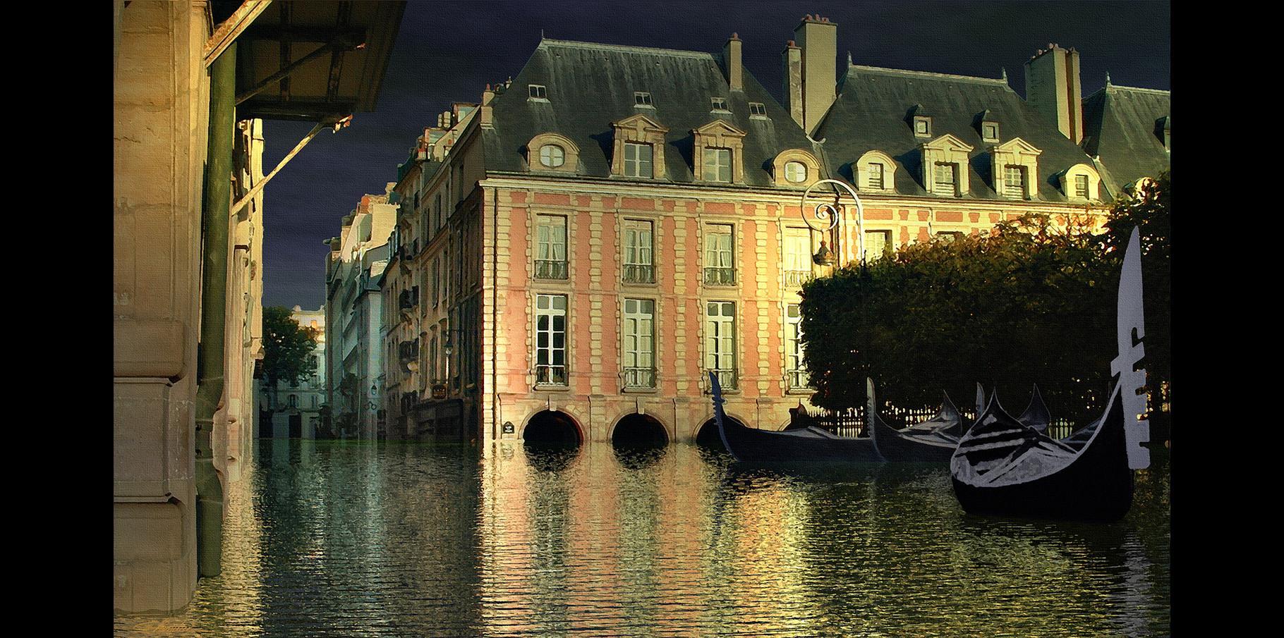 Place Des Vosges  2004