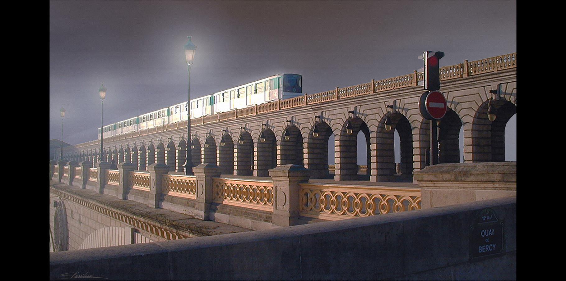 Pont de Bercy  2004