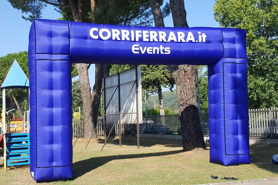 Arco Portale Squadrato - Corriferrara
