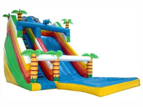 Scivolo gonfiabile con piscina messico gonfiabili pubblicitari gonfiabili sportivi e giochi - Scivolo gonfiabile per piscina ...
