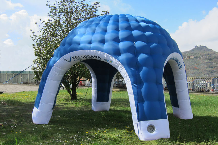 INFLATABLE Igloo TENT made in Italy | GONFIABILI TeS - Gonfiabili Pubblicitari Gonfiabili Sportivi e Giochi Gonfiabili Perugia & INFLATABLE Igloo TENT made in Italy | GONFIABILI TeS - Gonfiabili ...