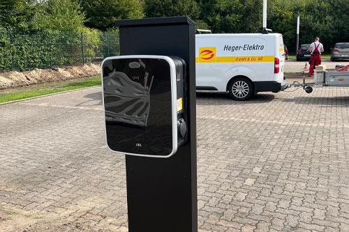 Heger-Elektro übernimmt die komplette Elektroinstallation Ihres Einfamilienhauses.