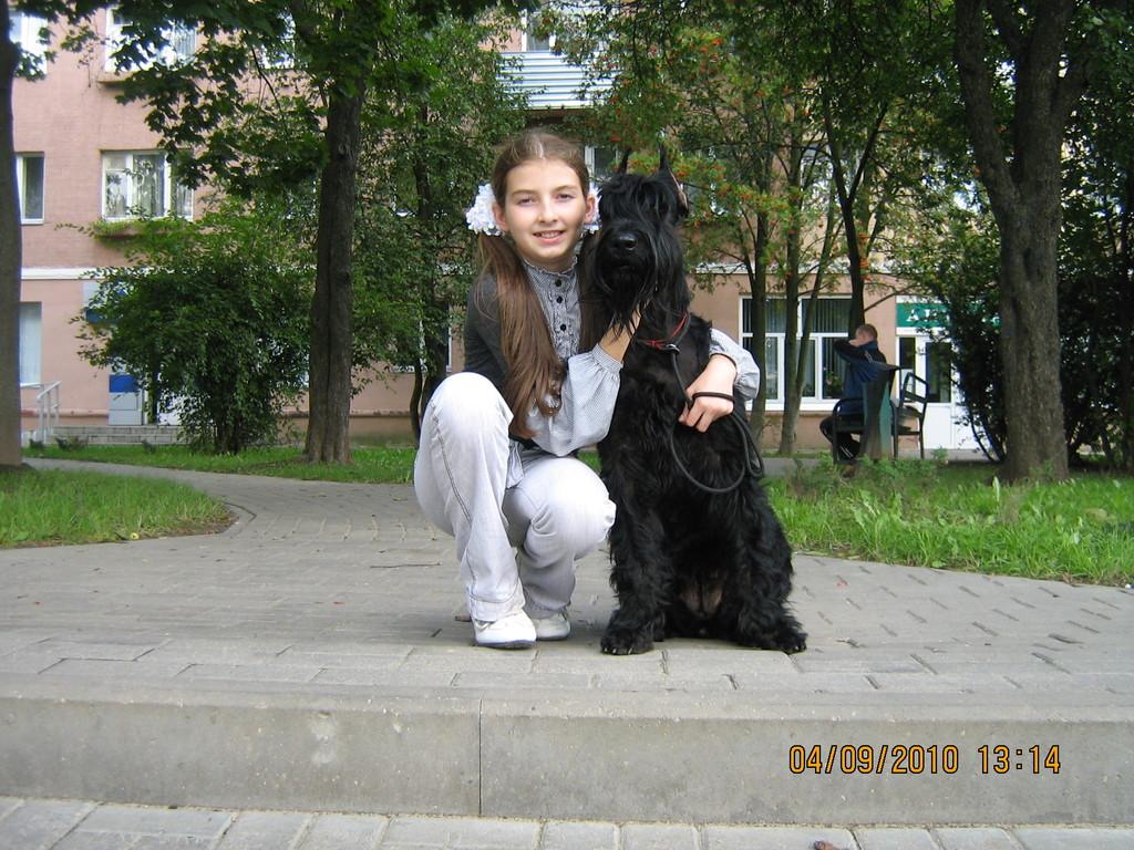Александра и Августа. г.Могилёв 2010г