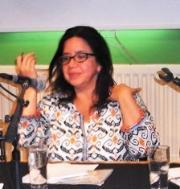 Berenice Celeyta, Guatemala, Vortrag, Diskussion, zakk, Düsseldorf