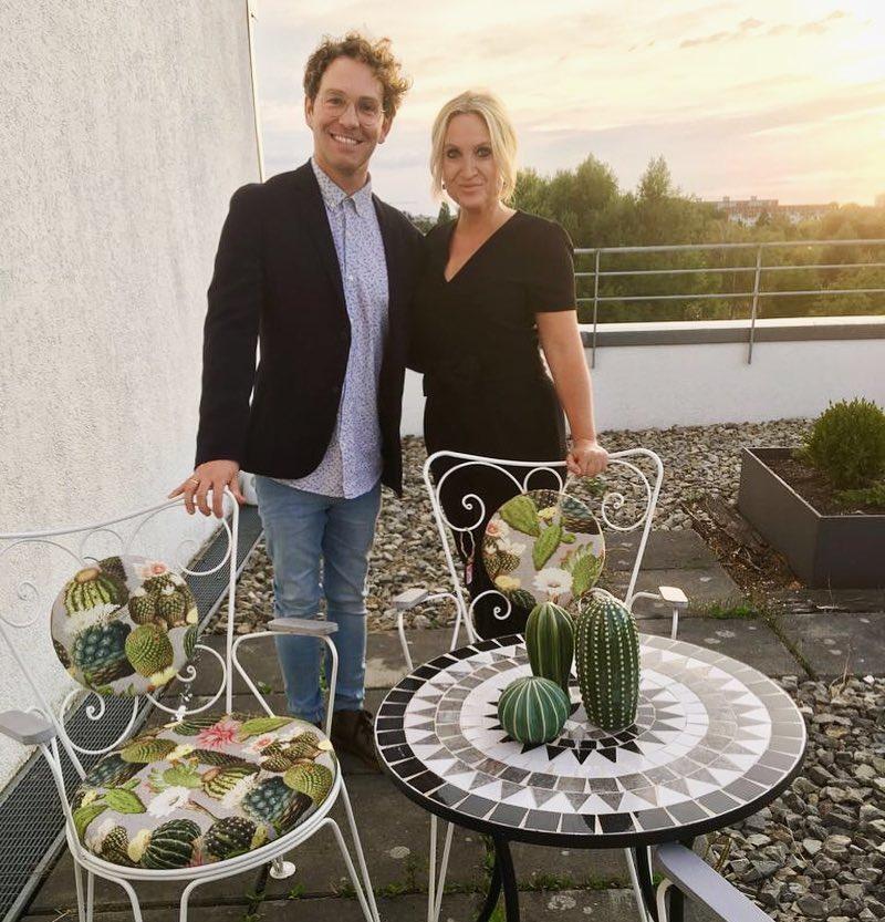 Vielen Dank an Thomas Klotz für die wunderschöne Gartengarnitur!
