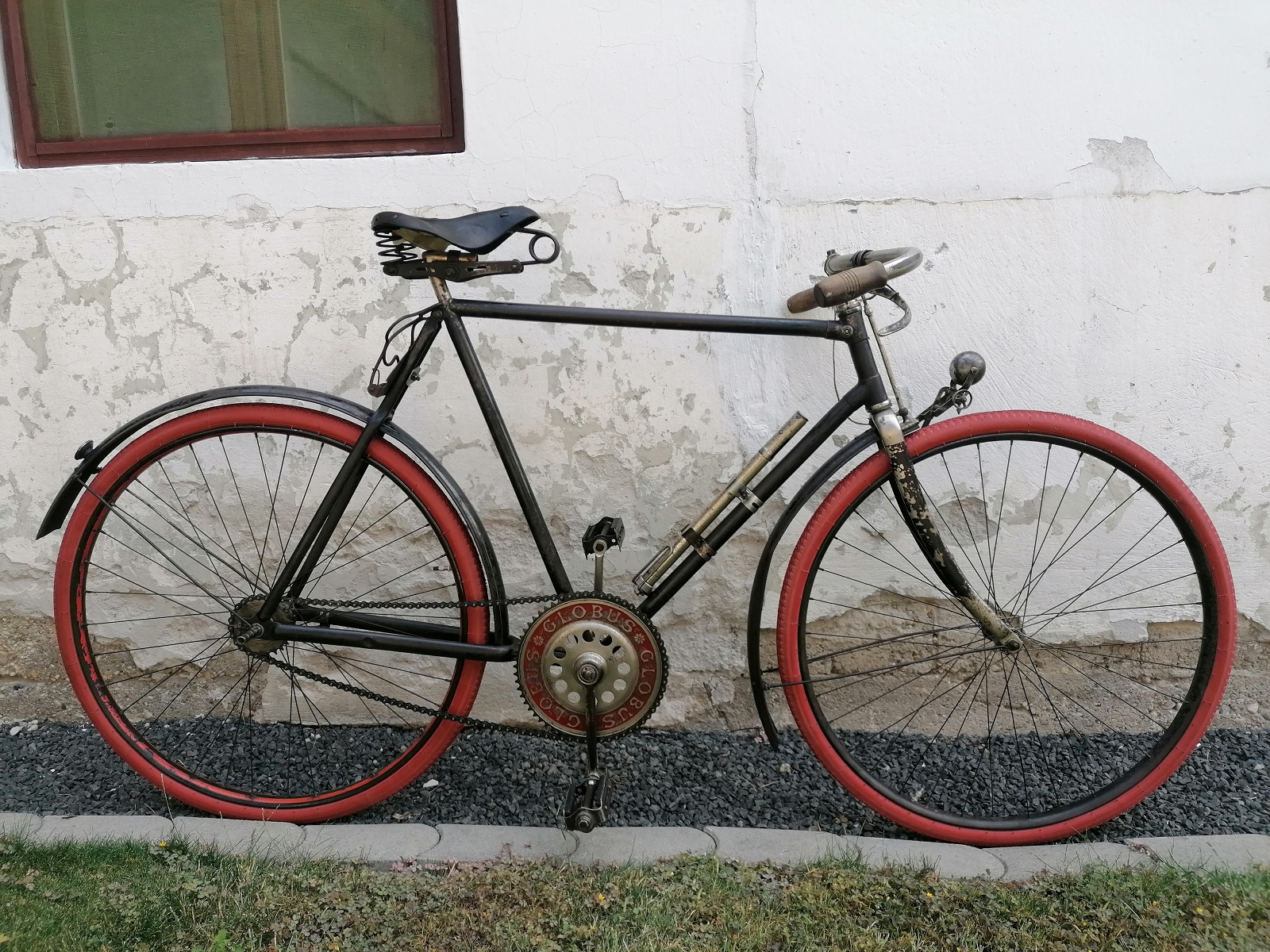 Styria Globus 1911 Waffenradler.at