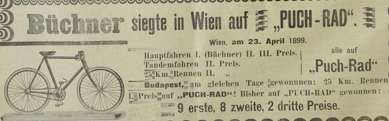 Quelle: Znaimer Tagblatt So, 30. April 1899