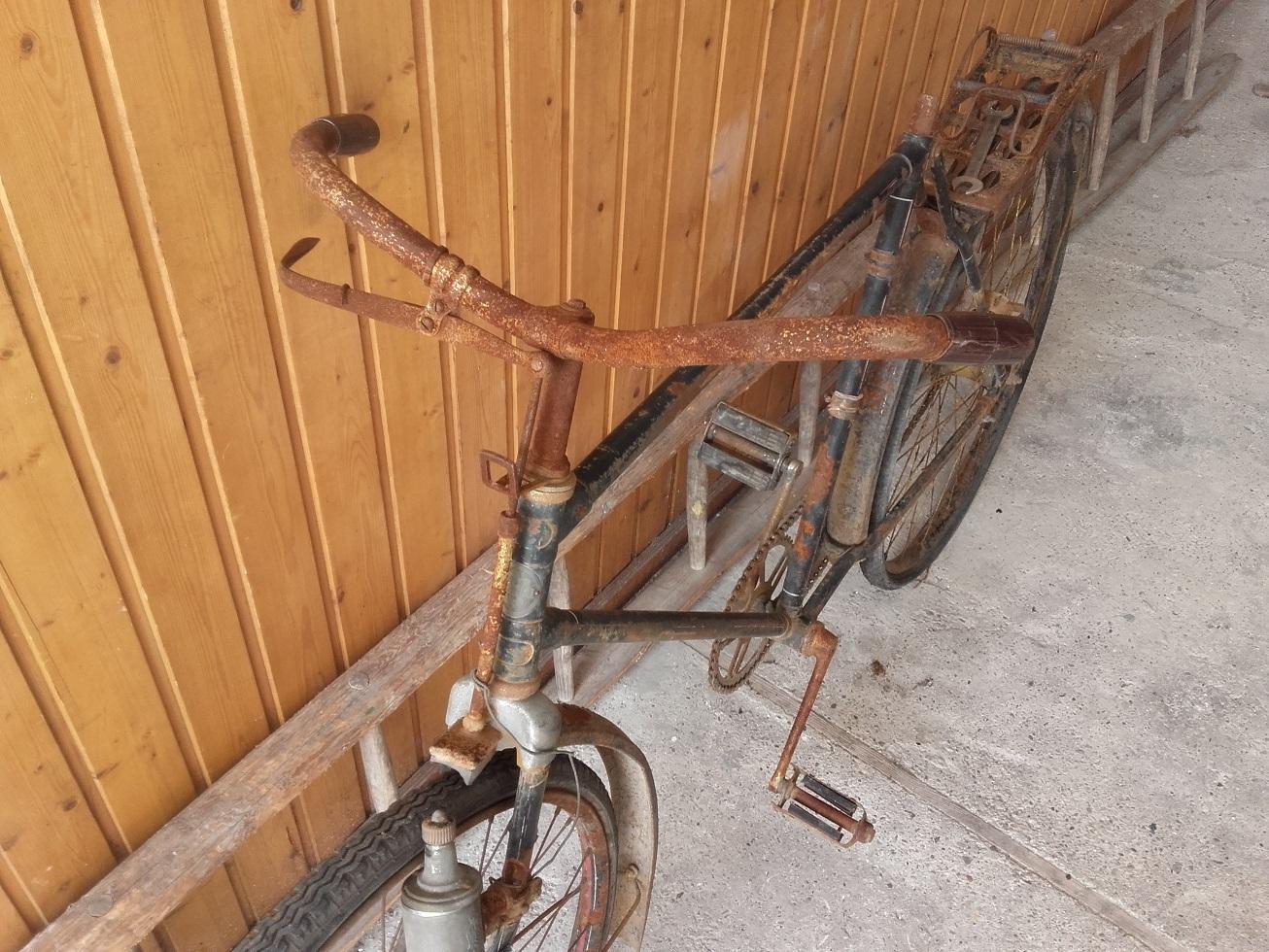 Spezial Herrenrad Feines Tourenrad 1937 Waffenradler.at
