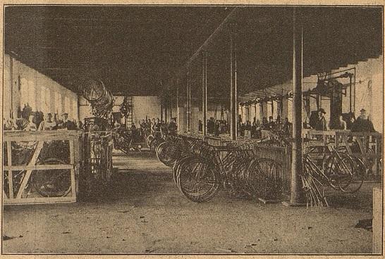 Österreichische Nationalbibliothek, Österr. Fahrrad- und Automobil-Zeitung, 05.11.1911