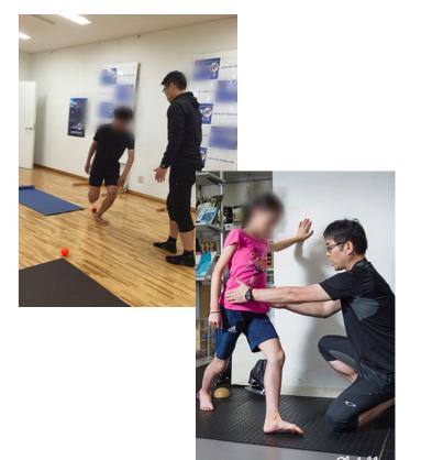 アライメントトレーニング 運動指導 フォーム改善指導