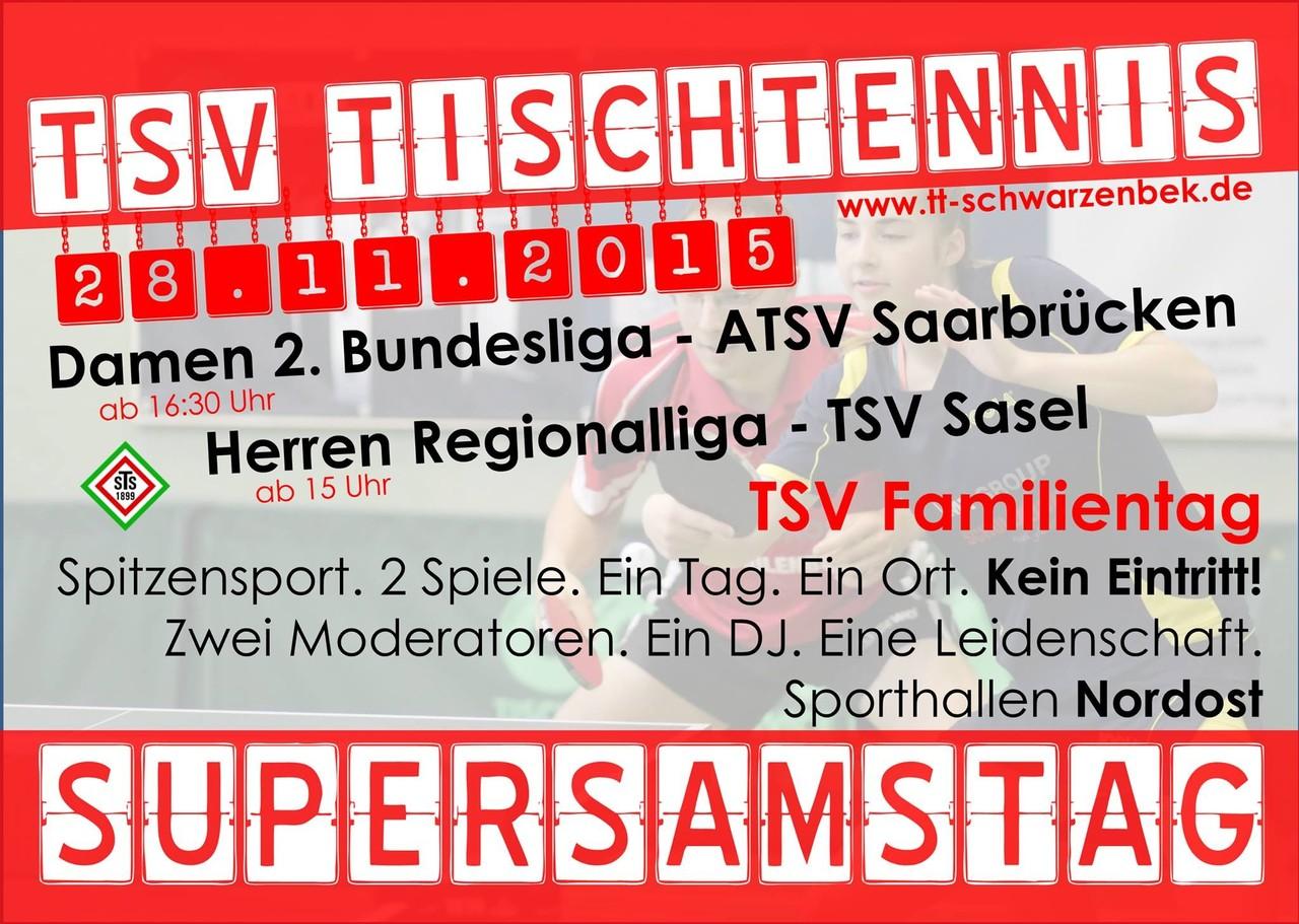 Dezember 2015 Schwarzenbek Tischtennis Webseite