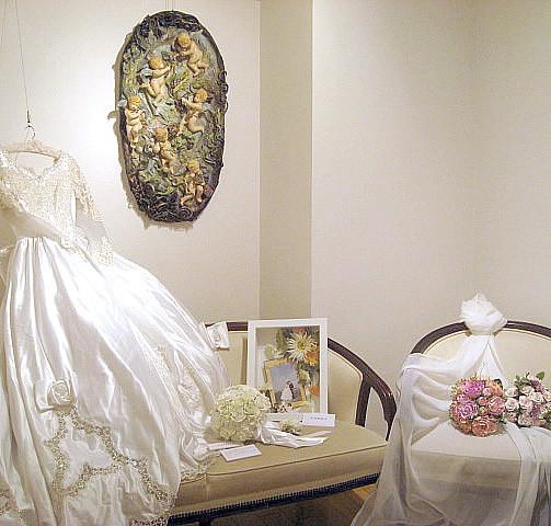 七夕に結婚する娘におくるブライダルブーケ
