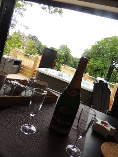 The LODGE Domaine de Vadancourt moment à deux !
