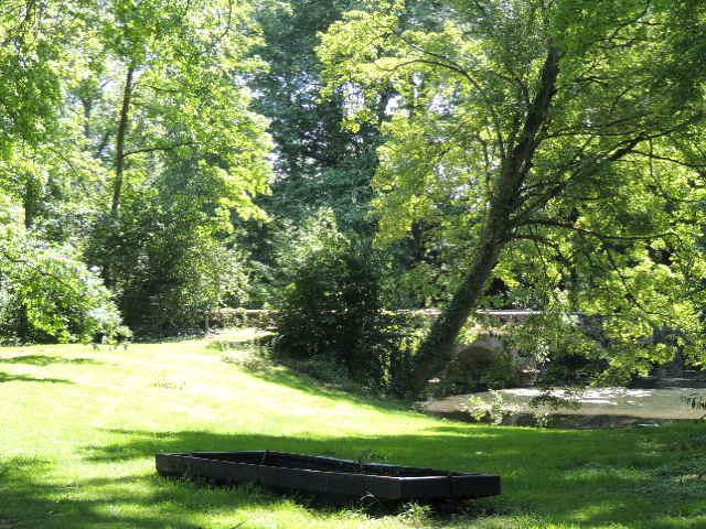 The Lodge Domaine de Vadancourt Ballade au bord de l'eau
